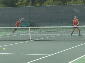 8-17-2016 Marcus Girls Doubles 2
