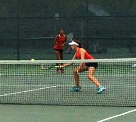 8-17-2016 Marcus Girls Doubles 4