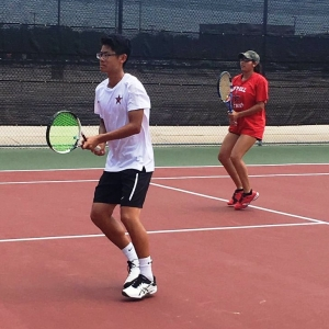 Mixed Doubles 8 24 2017