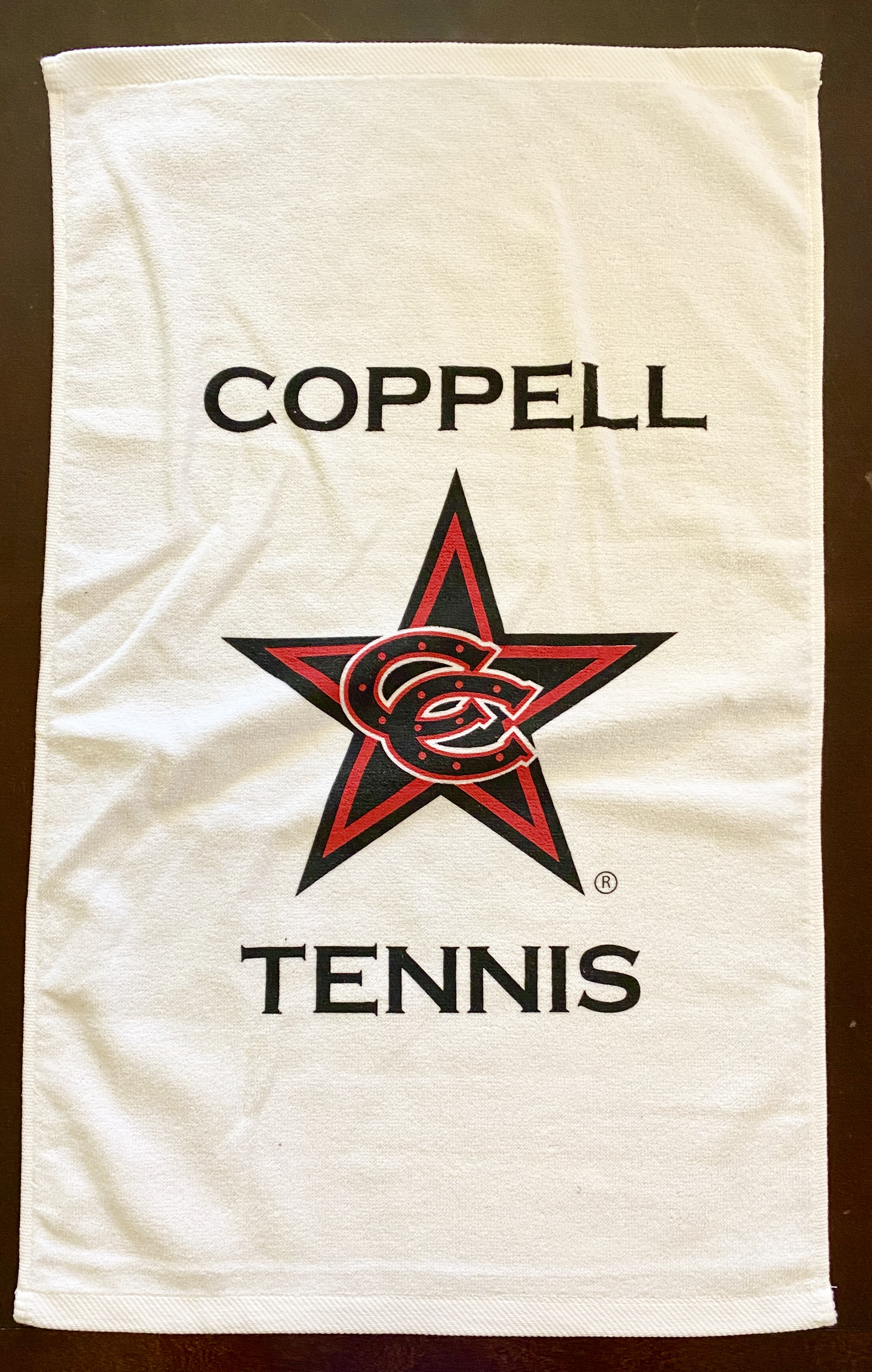Coppell Tennis Hand Towel